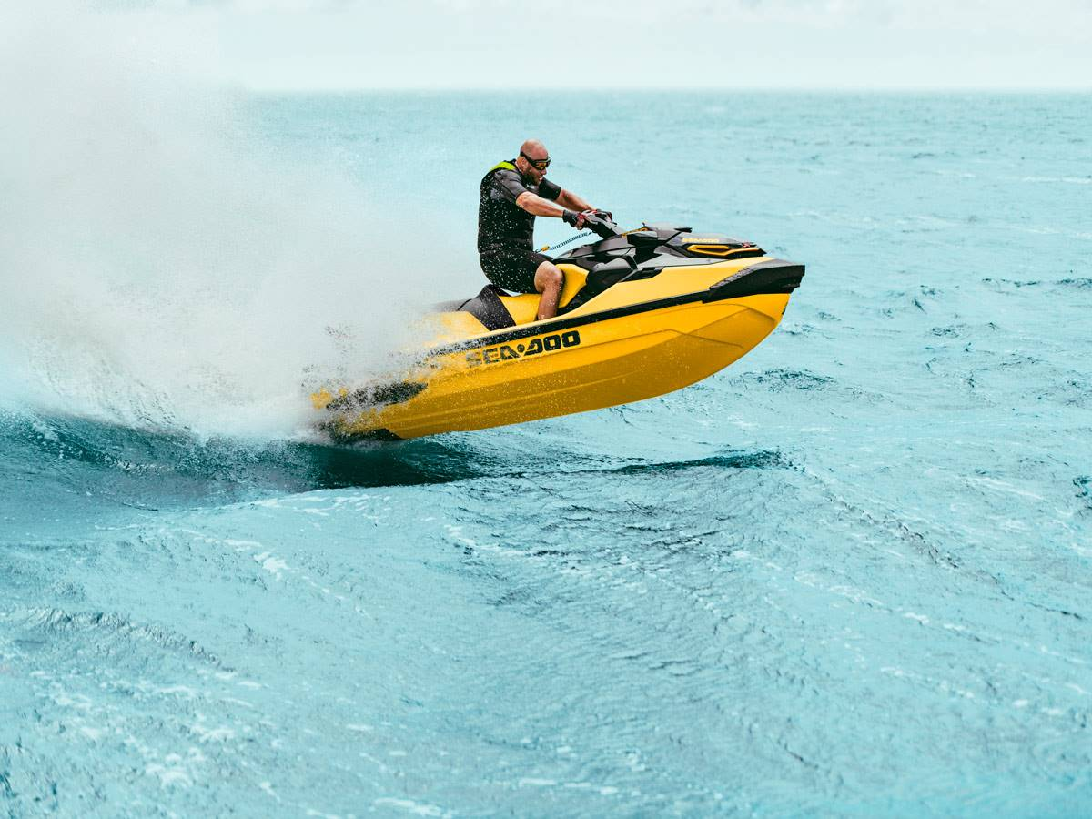 2021 Sea-Doo RXT-X 300 in Clearwater, Florida - Photo 1