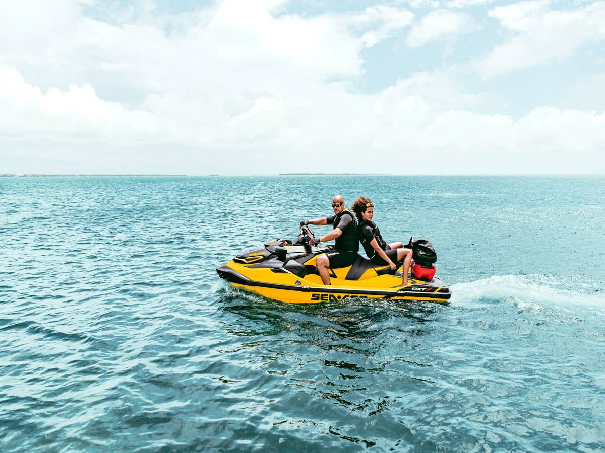 2021 Sea-Doo RXT-X 300 in Clearwater, Florida - Photo 8