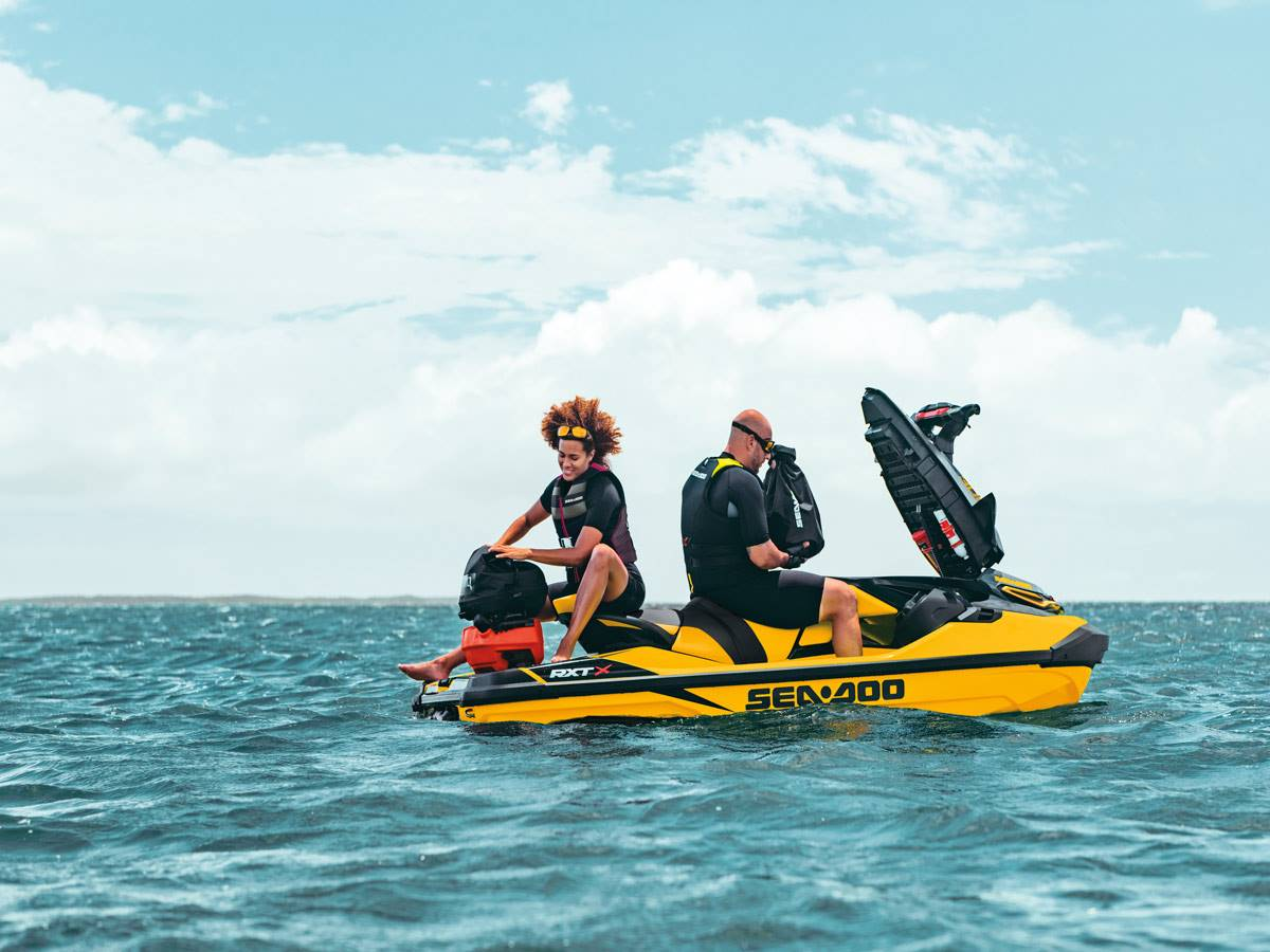 2021 Sea-Doo RXT-X 300 in Clearwater, Florida - Photo 2