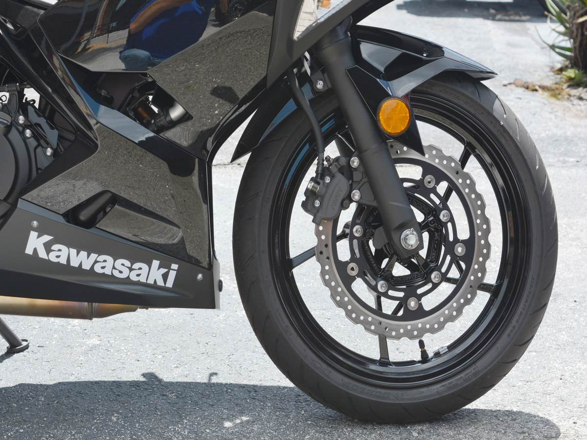 2018 Kawasaki Ninja 400 in Clearwater, Florida