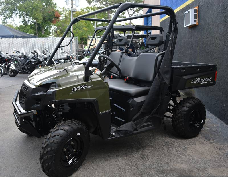 New 2018 Polaris Ranger 570 Full-Size Utility Vehicles in Clearwater ...