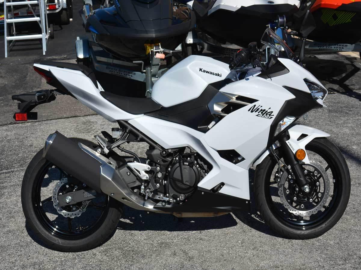 2020 Kawasaki Ninja 400 ABS 1