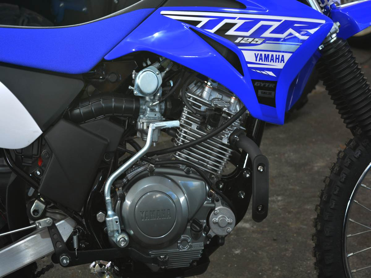 2019 Yamaha TT-R125LE in Clearwater, Florida