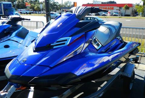 2013 Yamaha FX® SHO in Clearwater, Florida