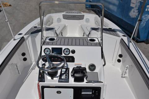 2018 Yamaha 210 FSH Deluxe in Clearwater, Florida