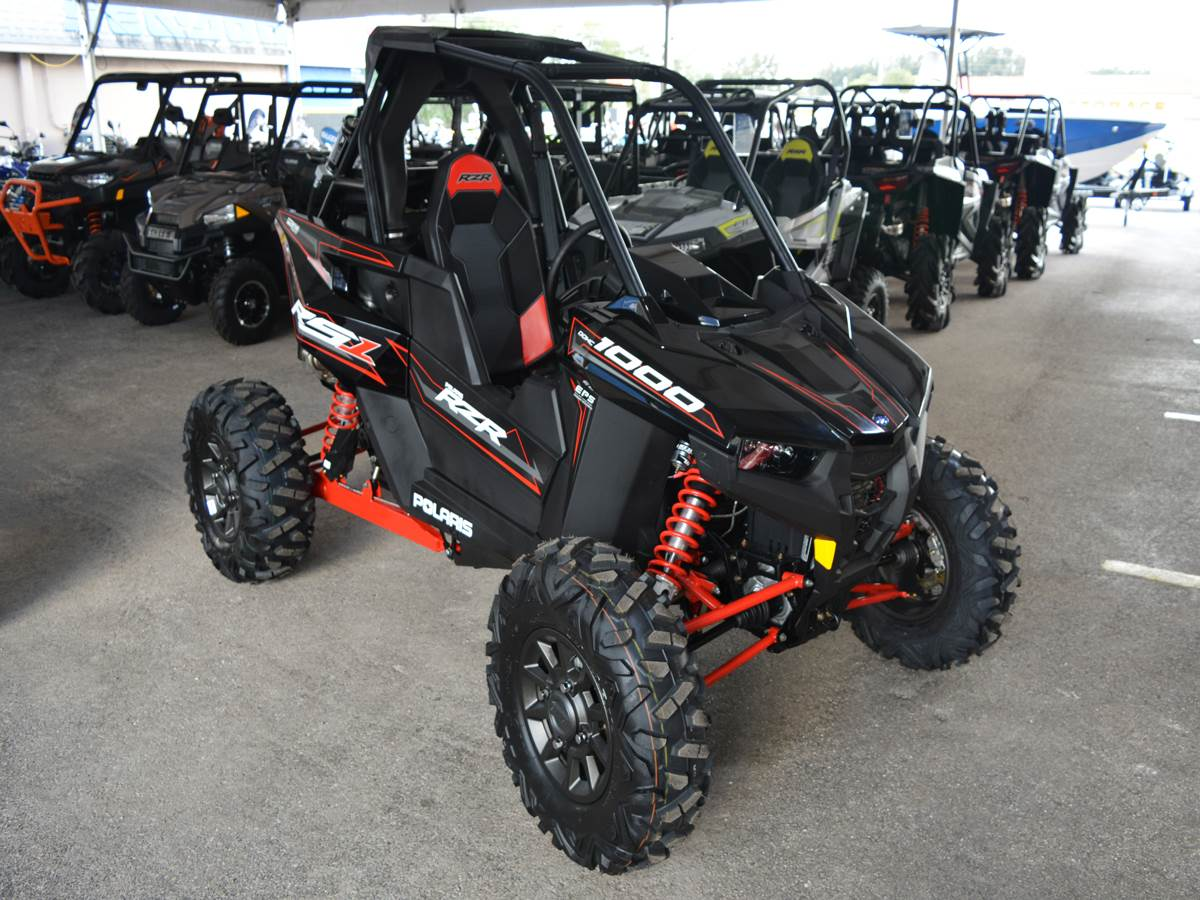 2019 Polaris RZR RS1 in Clearwater, Florida - Photo 5
