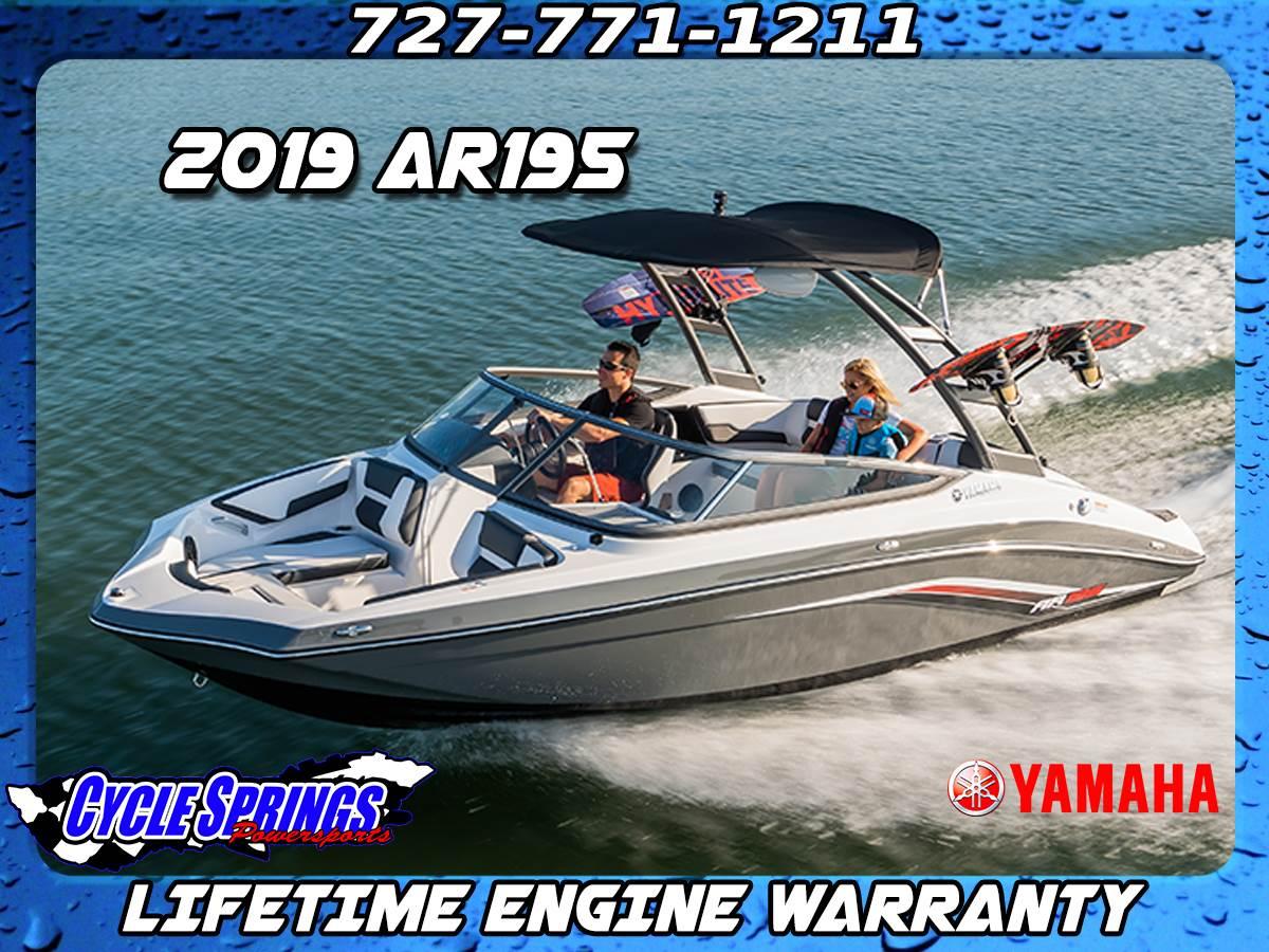 2019 Yamaha AR195 in Clearwater, Florida