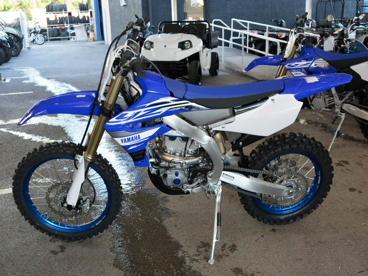 2019 Yamaha YZ450FX in Clearwater, Florida - Photo 2