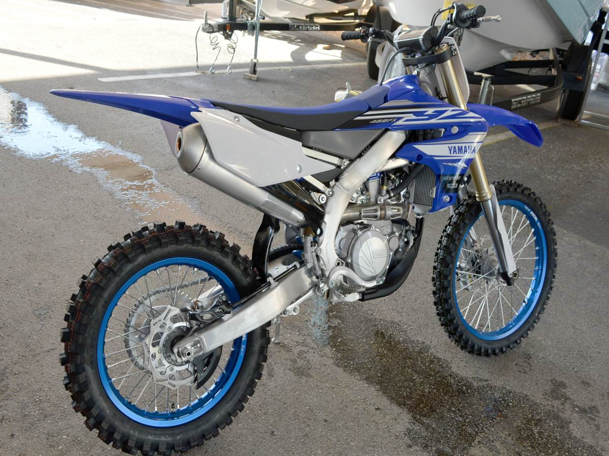 2019 Yamaha YZ450FX in Clearwater, Florida - Photo 6