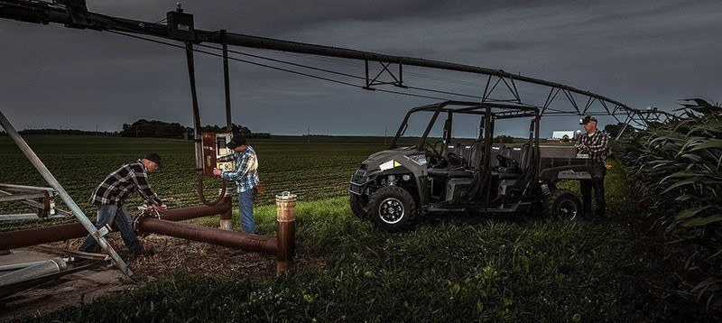 2021 Polaris Ranger Crew 570 Premium in Clearwater, Florida - Photo 4