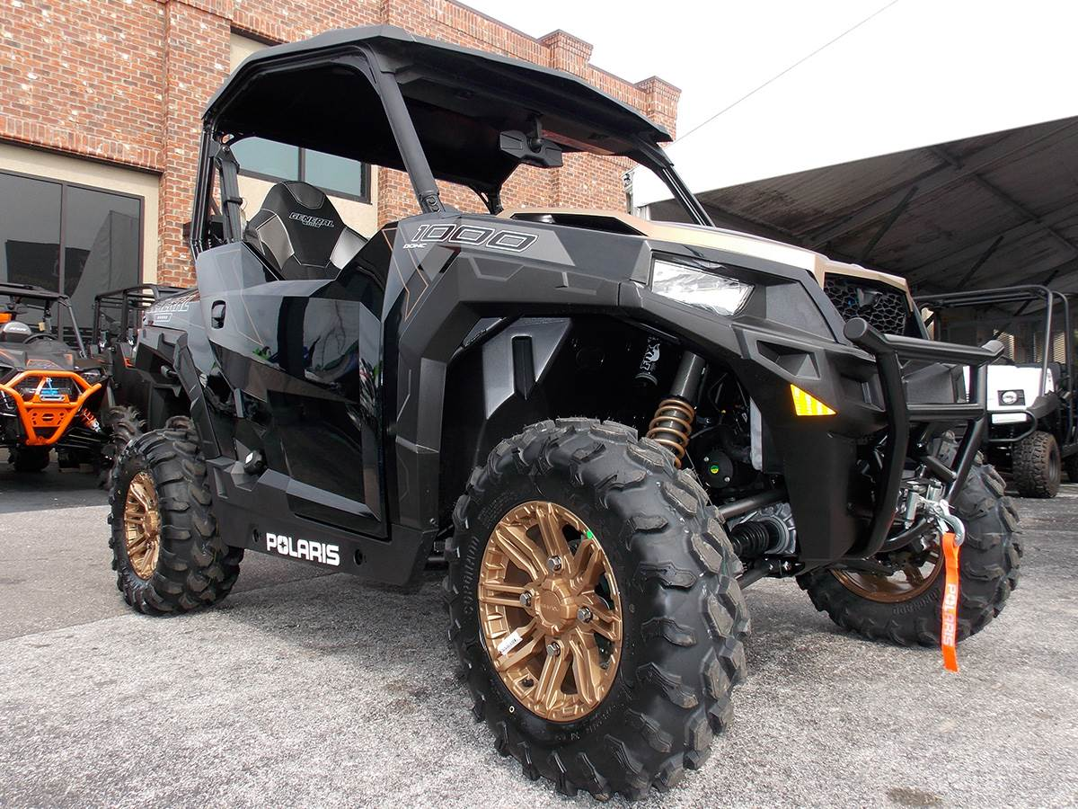 2019 Polaris General 1000 EPS Ride Command Edition in Clearwater, Florida - Photo 4