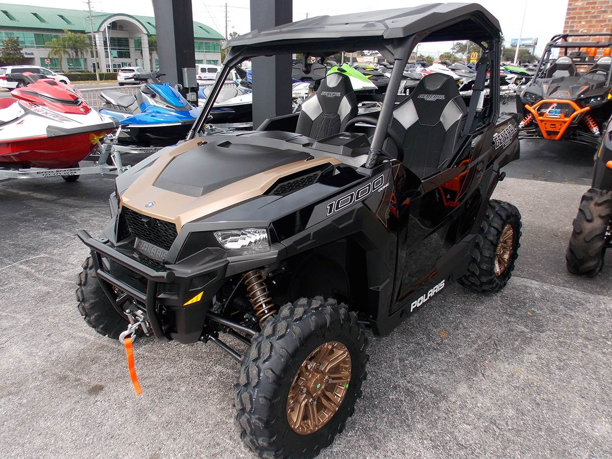 2019 Polaris General 1000 EPS Ride Command Edition in Clearwater, Florida - Photo 6