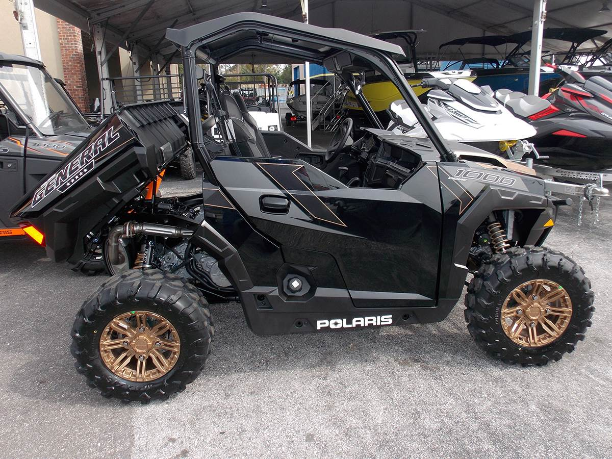 2019 Polaris General 1000 EPS Ride Command Edition in Clearwater, Florida - Photo 7