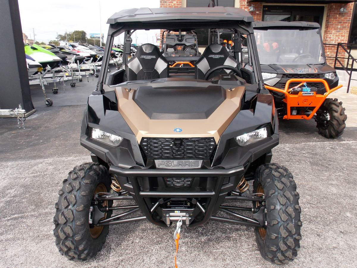 2019 Polaris General 1000 EPS Ride Command Edition in Clearwater, Florida - Photo 8