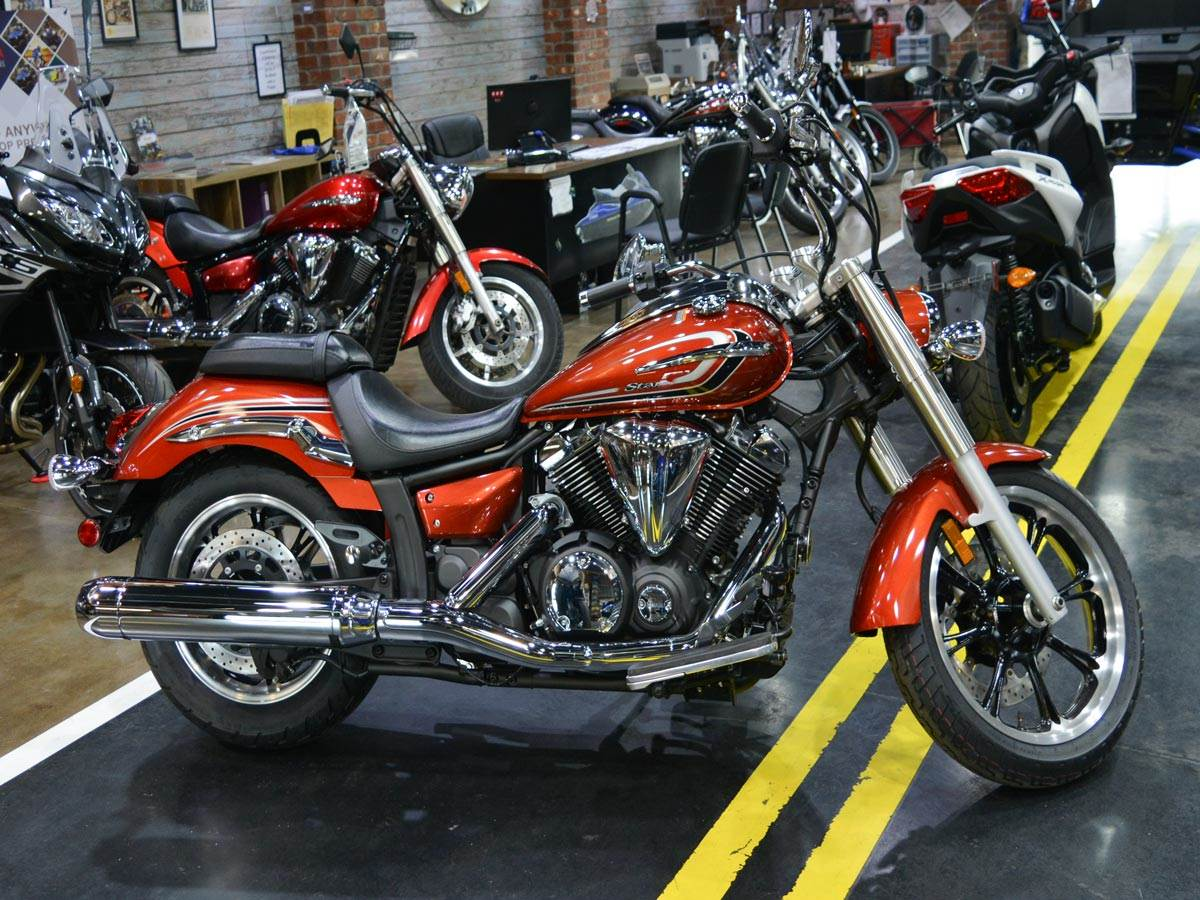 2015 Yamaha V Star 950 in Clearwater, Florida - Photo 1