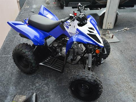 2019 Yamaha Raptor 90 in Clearwater, Florida