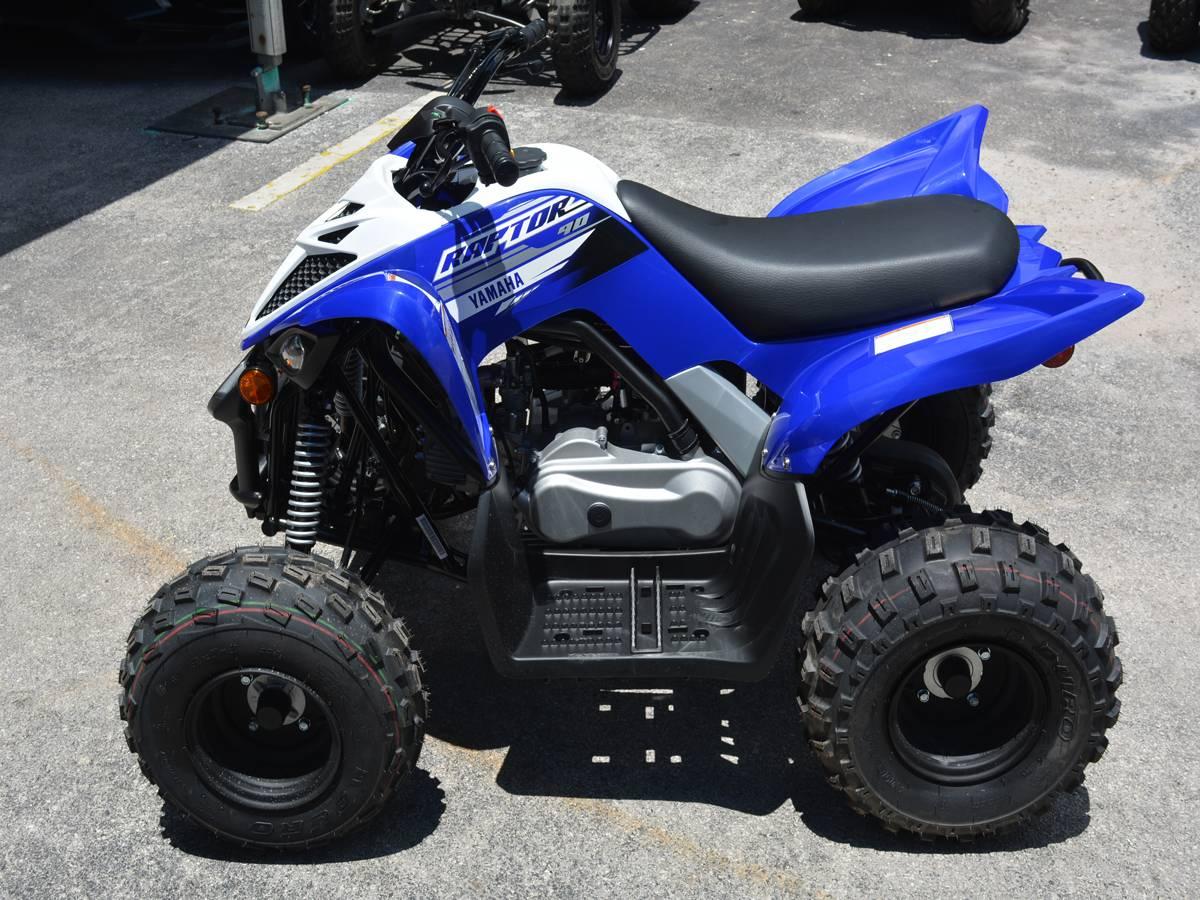 2019 Yamaha Raptor 90 for sale 228071