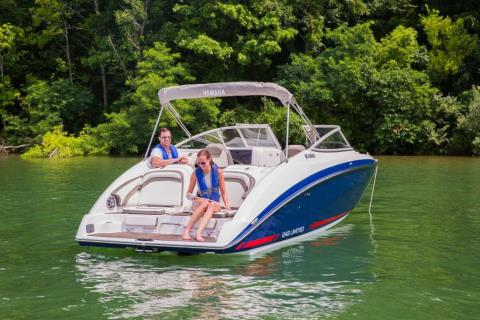2016 Yamaha 242 Limited E-Series in Clearwater, Florida