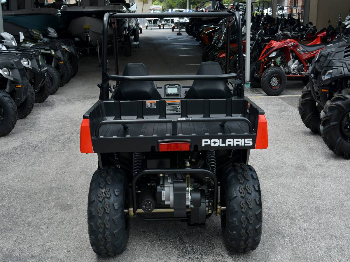 2019 Polaris Ranger 150 EFI in Clearwater, Florida - Photo 8
