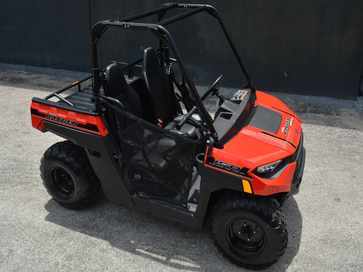 2019 Polaris Ranger 150 EFI in Clearwater, Florida - Photo 5