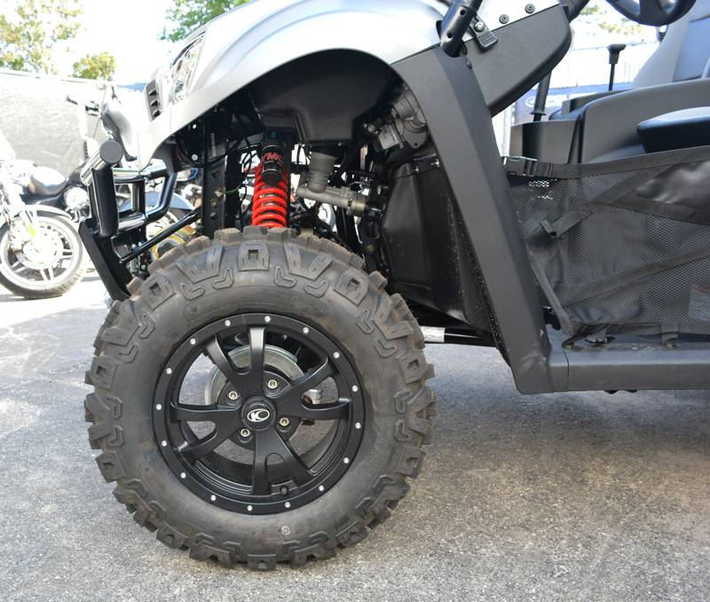 New 2018 Kymco UXV 700i LE EPS Utility Vehicles in Clearwater, FL ...