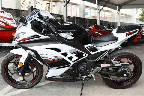 2014 Kawasaki Ninja® 300 ABS SE in Clearwater, Florida