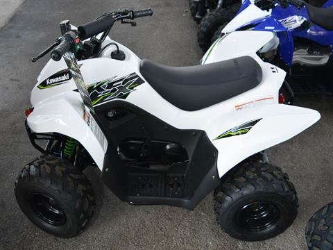 2019 Kawasaki KFX 50 in Clearwater, Florida