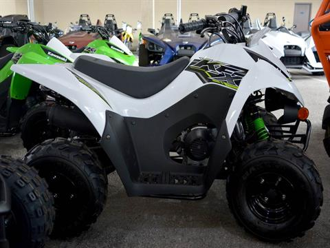 2019 Kawasaki KFX 50 in Clearwater, Florida - Photo 2