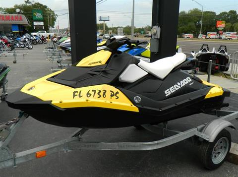 2014 Sea-Doo Spark™ 2up 900 ACE™ in Clearwater, Florida