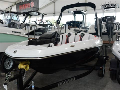 2021 Scarab 165 ID in Clearwater, Florida - Photo 16