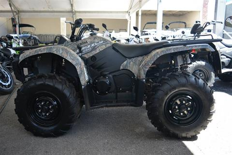 2014 Yamaha Grizzly 450 Auto. 4x4 EPS in Clearwater, Florida