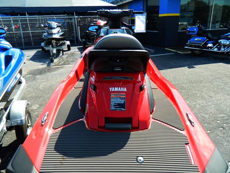 2017 Yamaha FX Cruiser SVHO in Clearwater, Florida