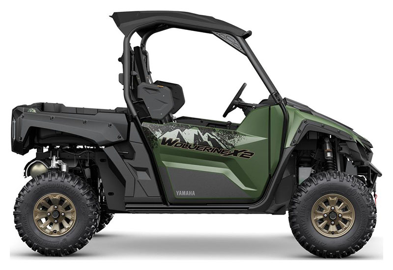 2021 Yamaha Wolverine X2 XT-R 850 in Clearwater, Florida - Photo 1