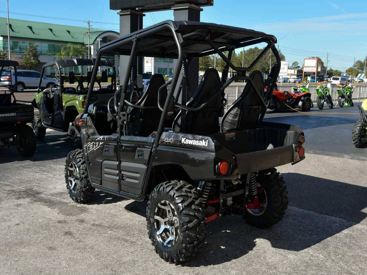 2021 Kawasaki Teryx4 LE in Clearwater, Florida - Photo 12