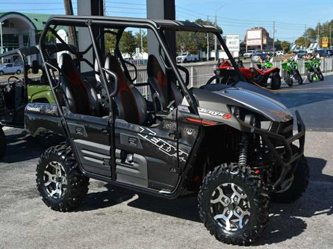 2021 Kawasaki Teryx4 LE in Clearwater, Florida - Photo 15
