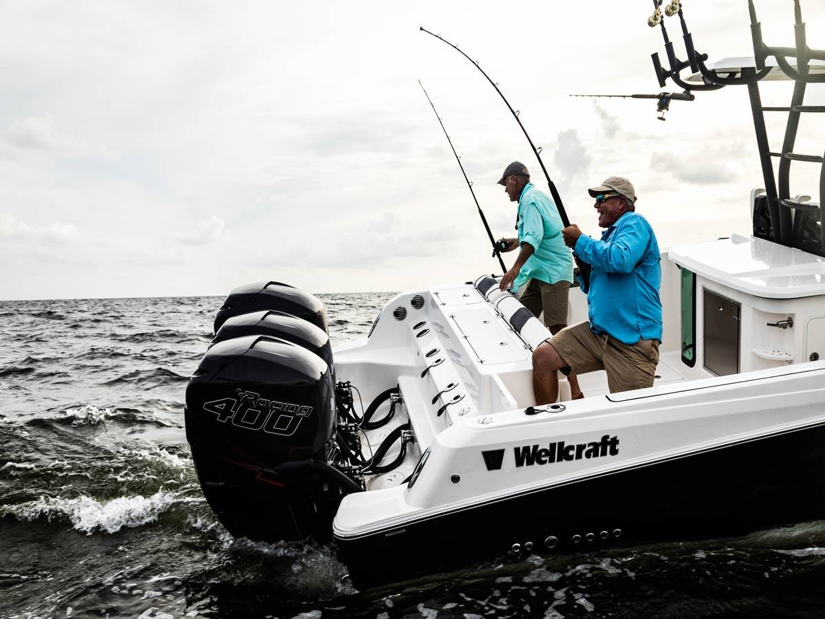 2020 Wellcraft 352 FISHERMAN in Clearwater, Florida - Photo 25