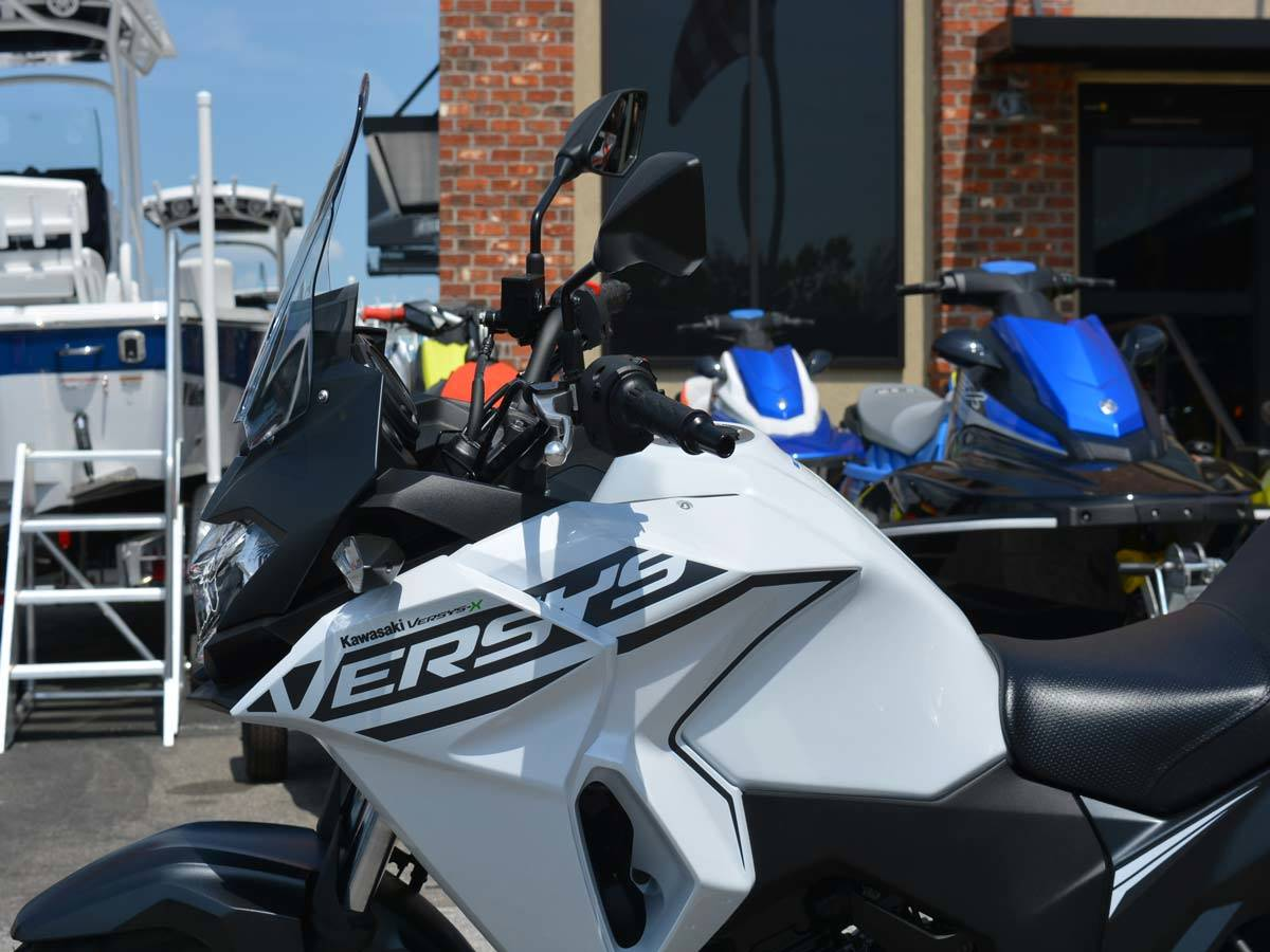 2020 Kawasaki Versys-X 300 in Clearwater, Florida - Photo 4