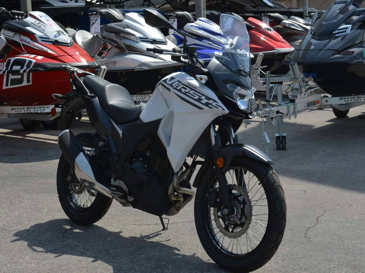 2020 Kawasaki Versys-X 300 in Clearwater, Florida - Photo 13