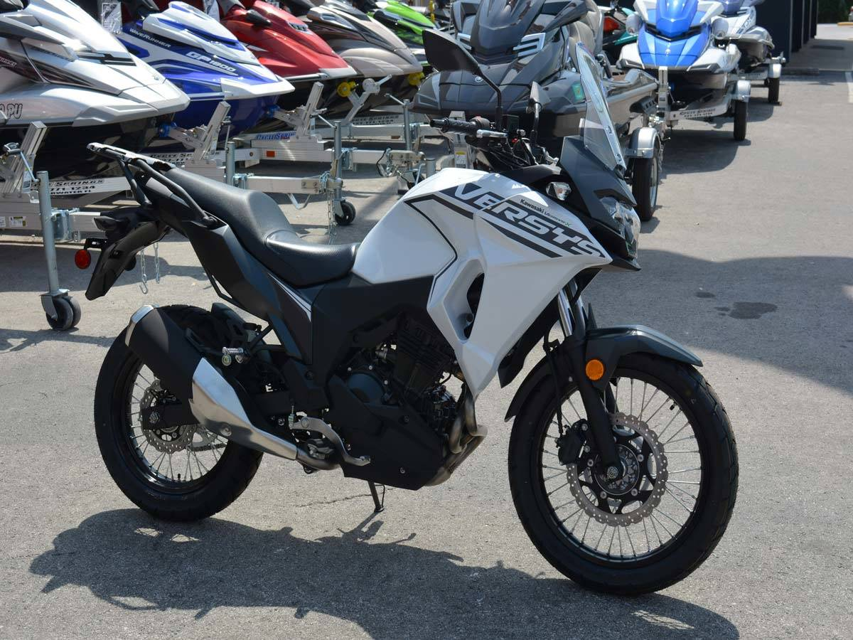 2020 Kawasaki Versys-X 300 in Clearwater, Florida - Photo 15