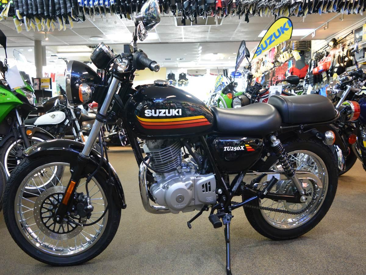 2018 Suzuki TU250X for sale 6608