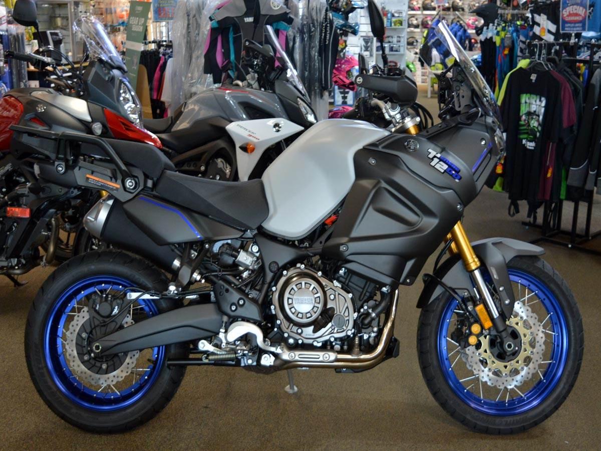 2019 Yamaha Super Tenere ES 1