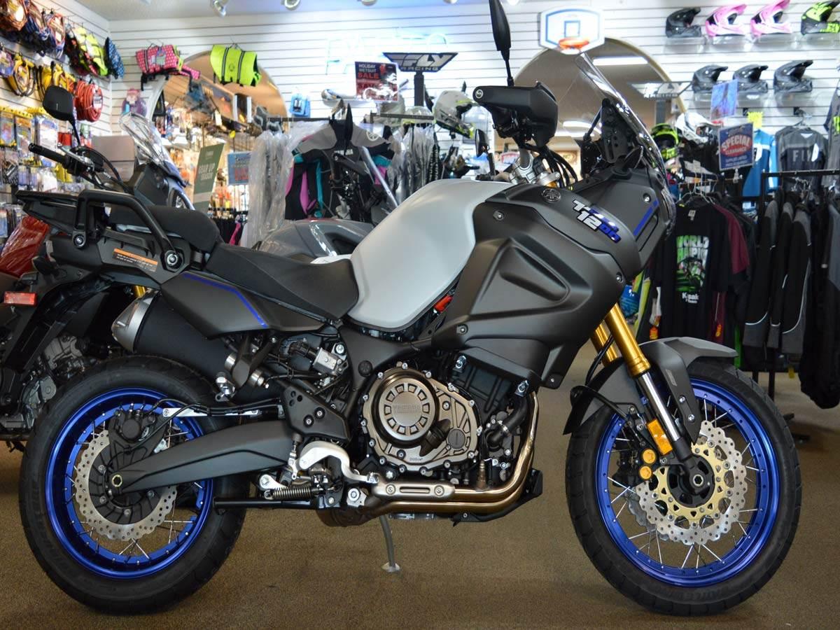 2019 Yamaha Super Tenere ES 7