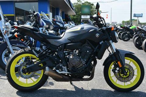 2016 Yamaha FZ-07 in Clearwater, Florida