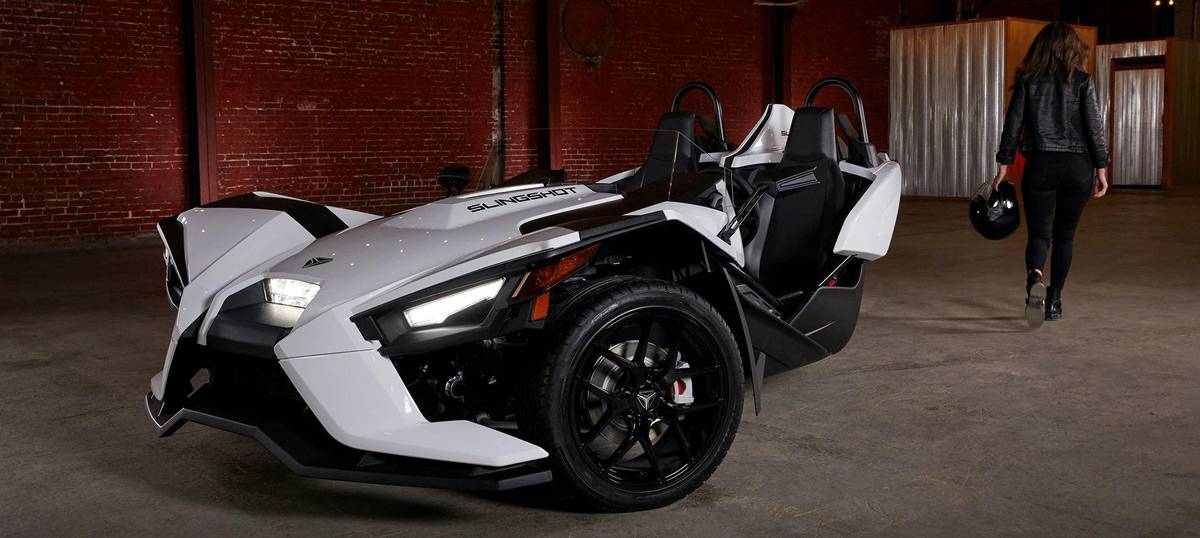 2021 Slingshot S AUTODRIVE in Clearwater, Florida - Photo 5