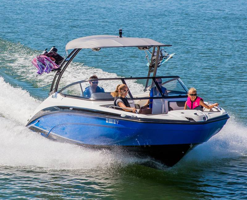 2017 Yamaha AR210 in Clearwater, Florida