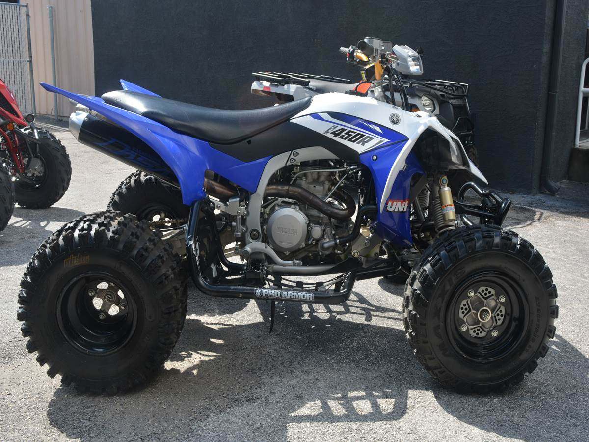 2014 Yamaha YFZ450R for sale 221476