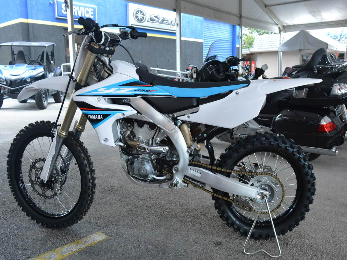 2019 Yamaha YZ450F in Clearwater, Florida - Photo 4