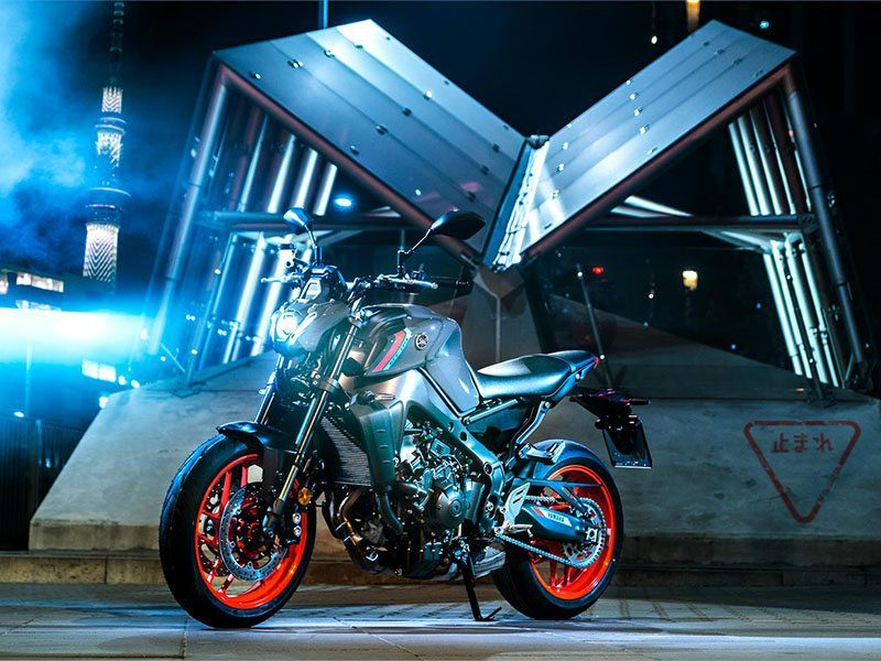 2021 Yamaha MT-09 in Clearwater, Florida - Photo 5