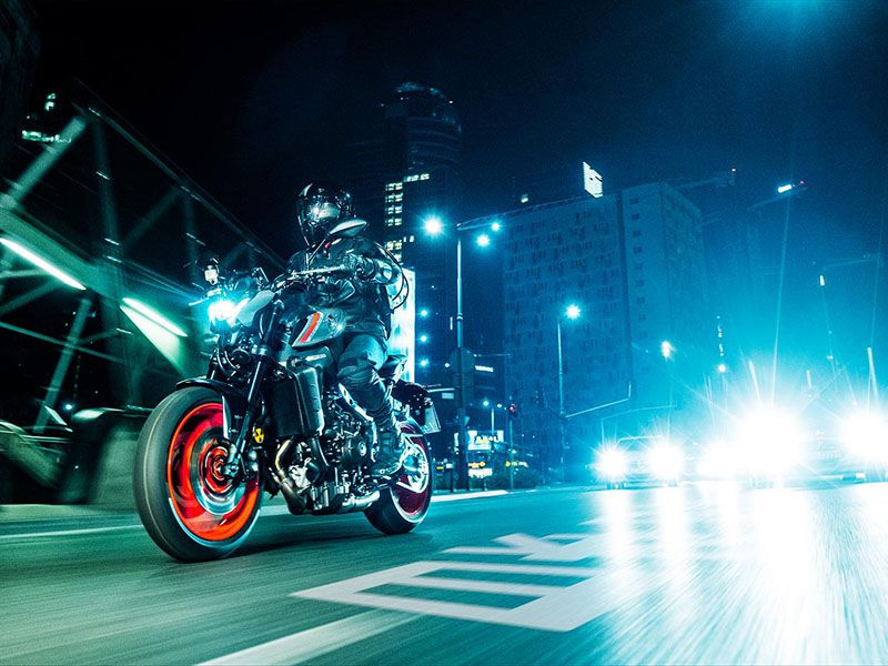 2021 Yamaha MT-09 in Clearwater, Florida - Photo 15