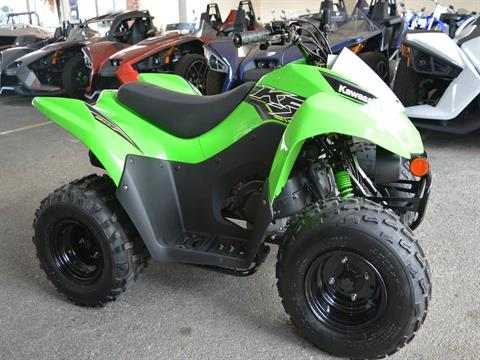 2019 Kawasaki KFX 90 in Clearwater, Florida - Photo 1